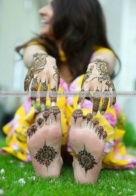 mehndi designs images 1