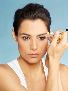 simple tips to apply eye liner