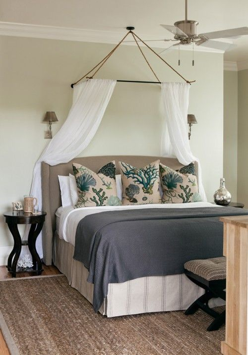 elegant guest bedroom