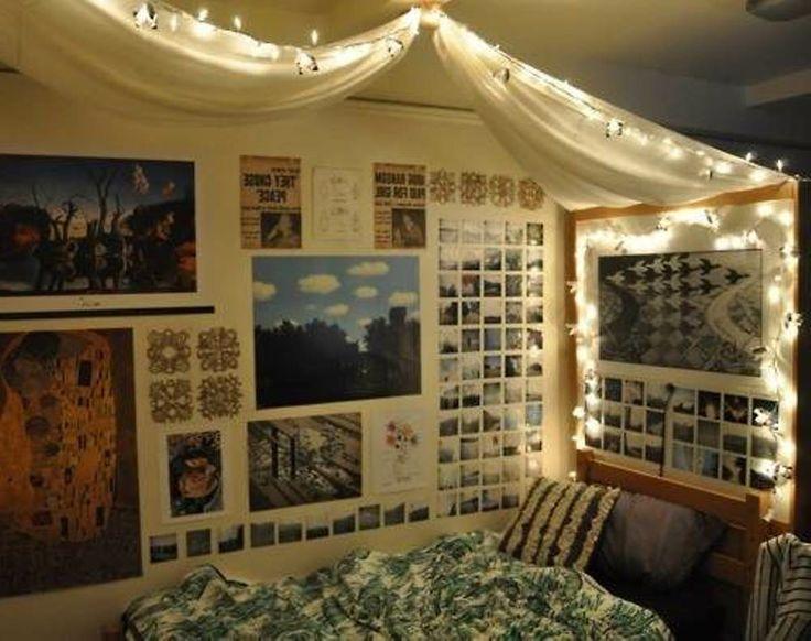 festive theme bedroom
