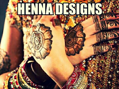 henna designs cover