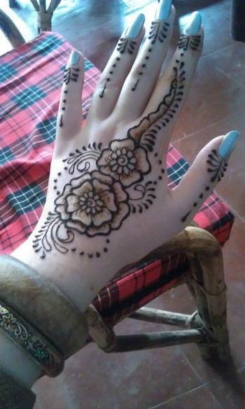 henna designs 10