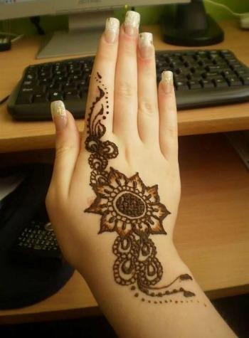henna designs 30