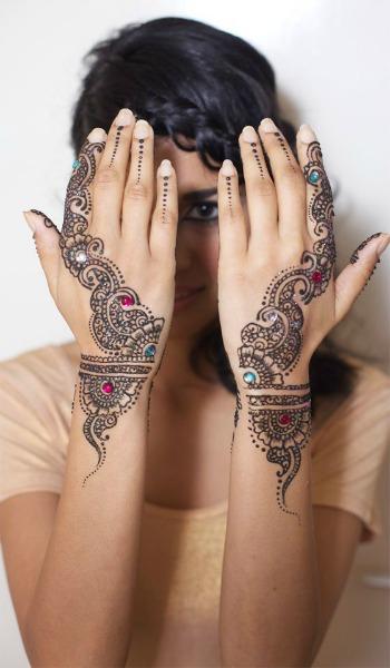 henna designs 5