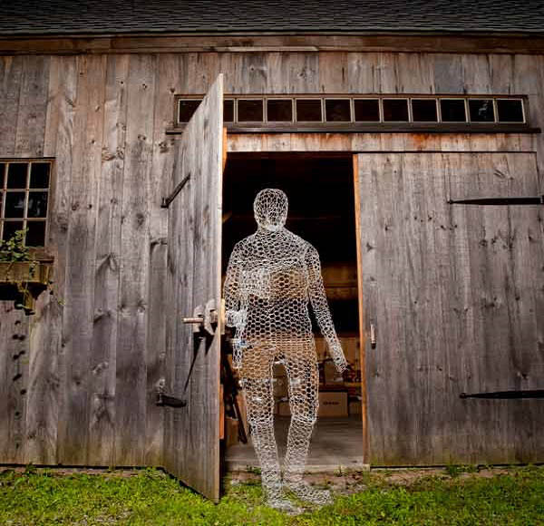 Cheap Halloween Decorations Part - 16: Cheap-Scary-Halloween-Decorations-Invisible-Man