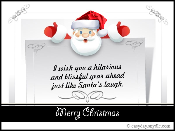 Funny christmas greetings and sayings easyday christmas funny wishes m4hsunfo