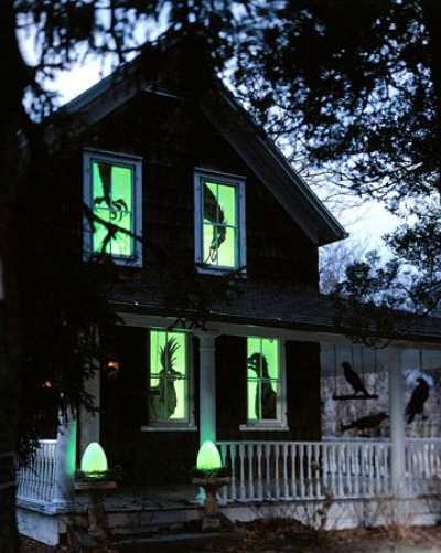 Cool outdoor halloween decorations easyday - Cool halloween decoration ideas ...