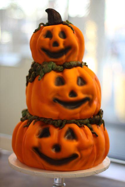 Pumpkin Cake -