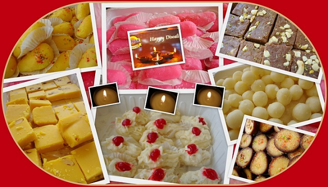 Traditional Diwali Sweets