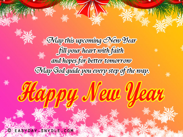 Happy new year wishes and greetings easyday happy new year greetings messages m4hsunfo