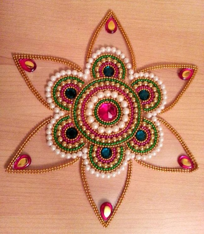 kundan-rangoli-for-diwali