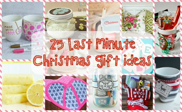 25 Last Minute Christmas Gift Ideas - Easyday