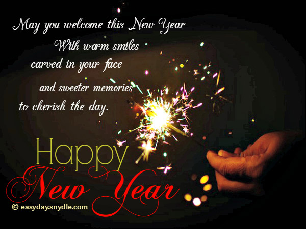 Best new year wishes easyday inspirational new year messages m4hsunfo