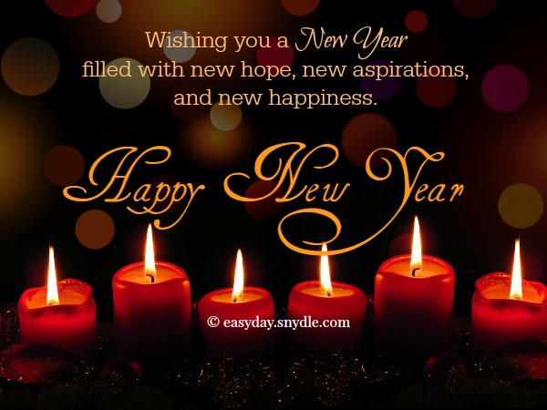 Best new year wishes easyday new year greetings m4hsunfo
