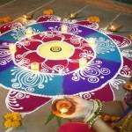 Diwali celebration in Ahmedabad.02,November,2013Photo Yogesh Chawda