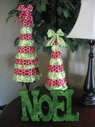 Homemade Christmas Decorations 1