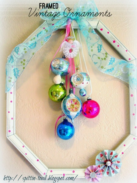 Homemade Christmas Decorations 19