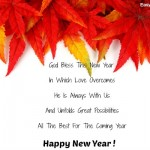 christian new year quotes messages