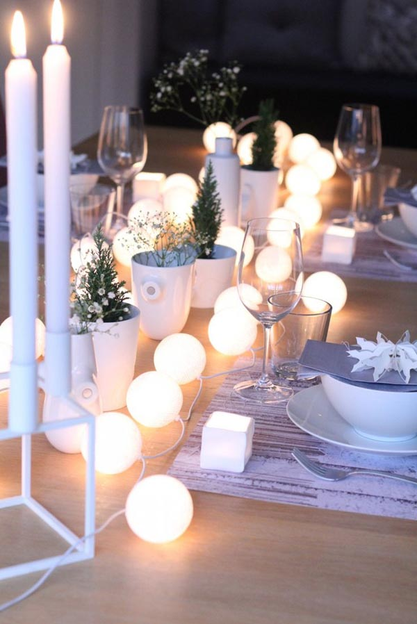 christmas-table-decorations-idea-with-lights
