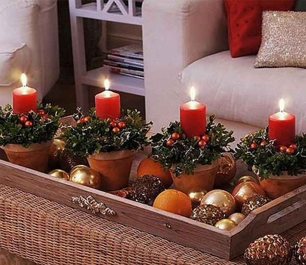 classy christmas decorations - Elegant Christmas Decor