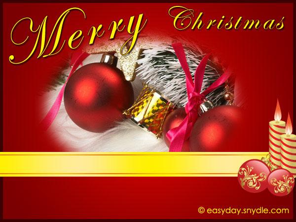 printable christmas card free