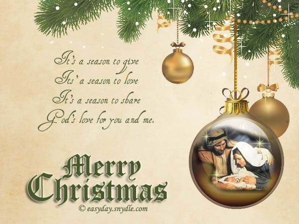 15 Christmas Quotes Religious: Free Merry Christmas Cards And Printable Christmas Cards