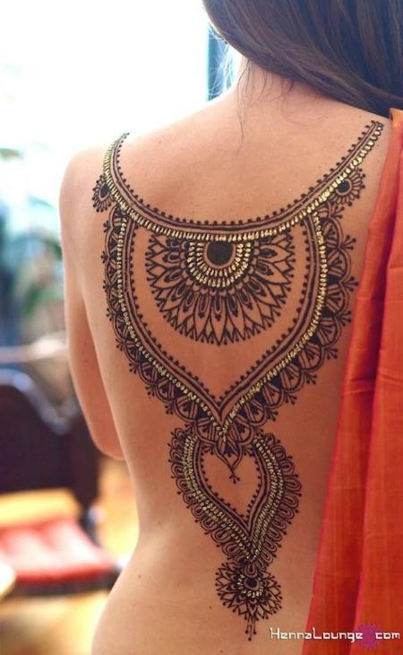 Arabic Mehendi Designs 9