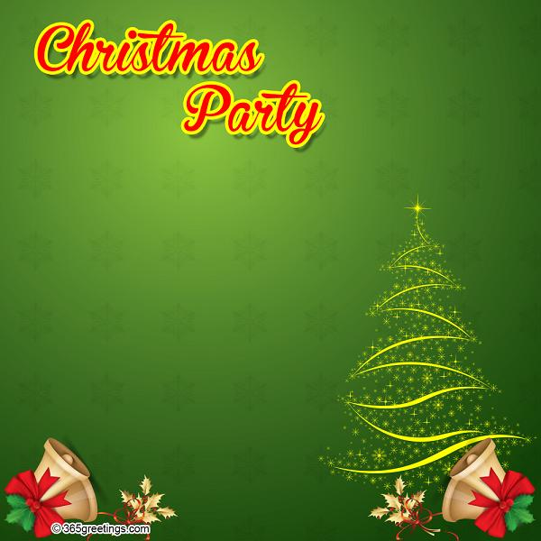 ... Christmas Invitation Template 14 ...  Christmas Invitation Template