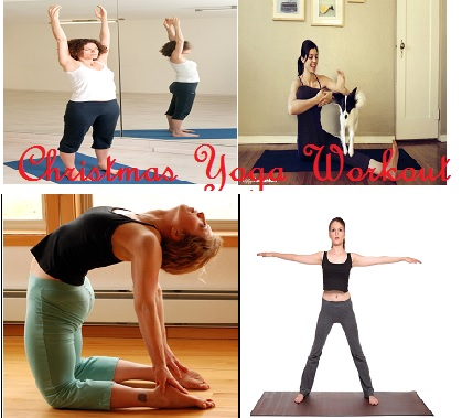 Christmas Yoga Workout