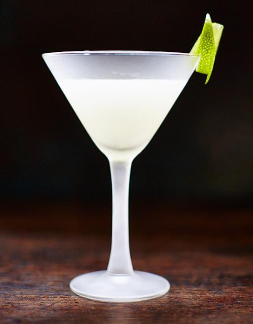 Classic Daiquiri Recipe — Dishmaps