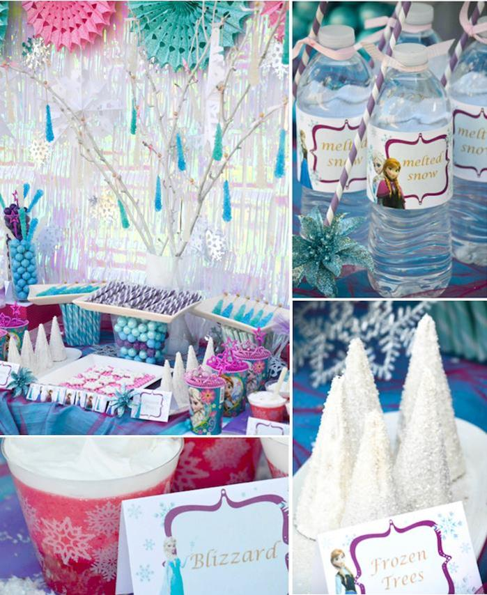 27 Easy Frozen Birthday Party Ideas For An Unforgettable ...