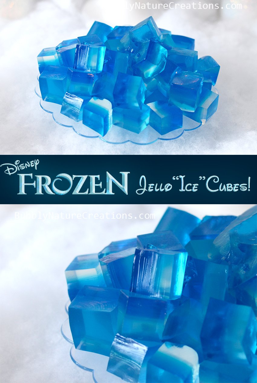 Frozen Ice Jell O