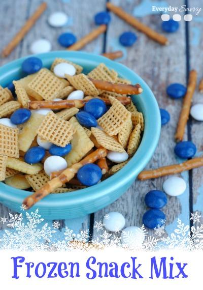 Frozen Snack Mix