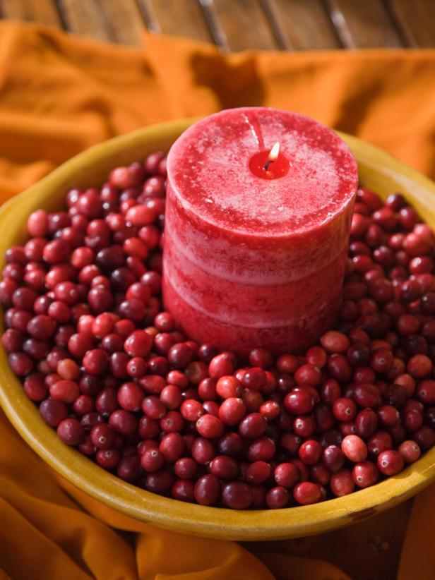 Votive Wreath Candles
