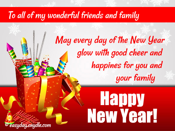 Happy new year wishes and greetings easyday happy new year greetings m4hsunfo