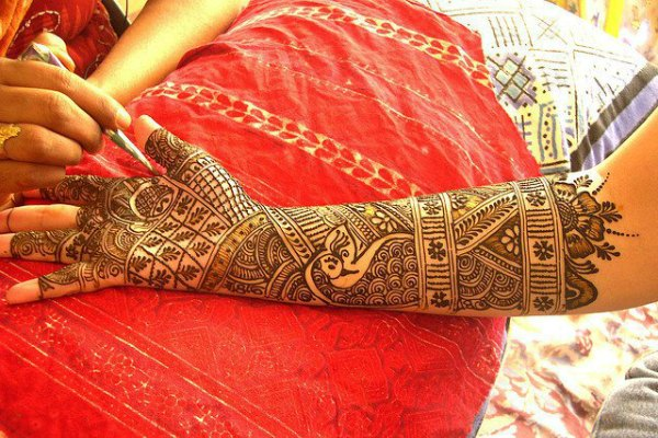 mehendi designs images 5