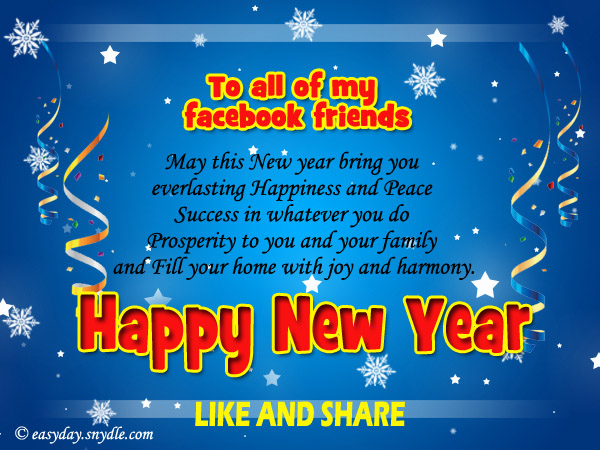 Happy new year wishes and greetings easyday m4hsunfo