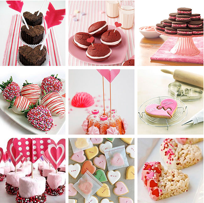 Edible Valentines Day Gifts