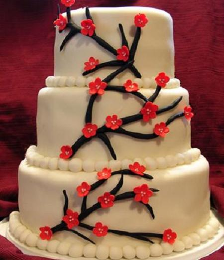 japanese wedding cakes japanese wedding traditions symbolize purity and 16587