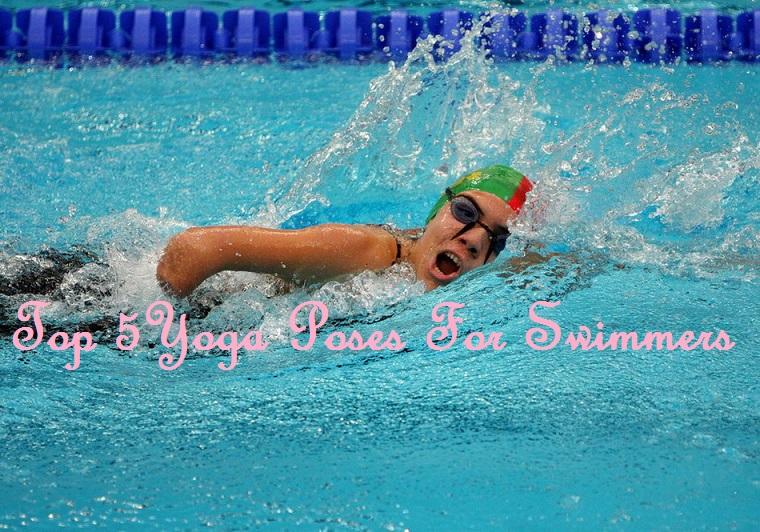 Swimmer Yoga