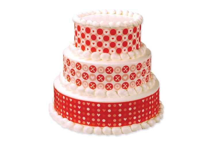XOXO Cake