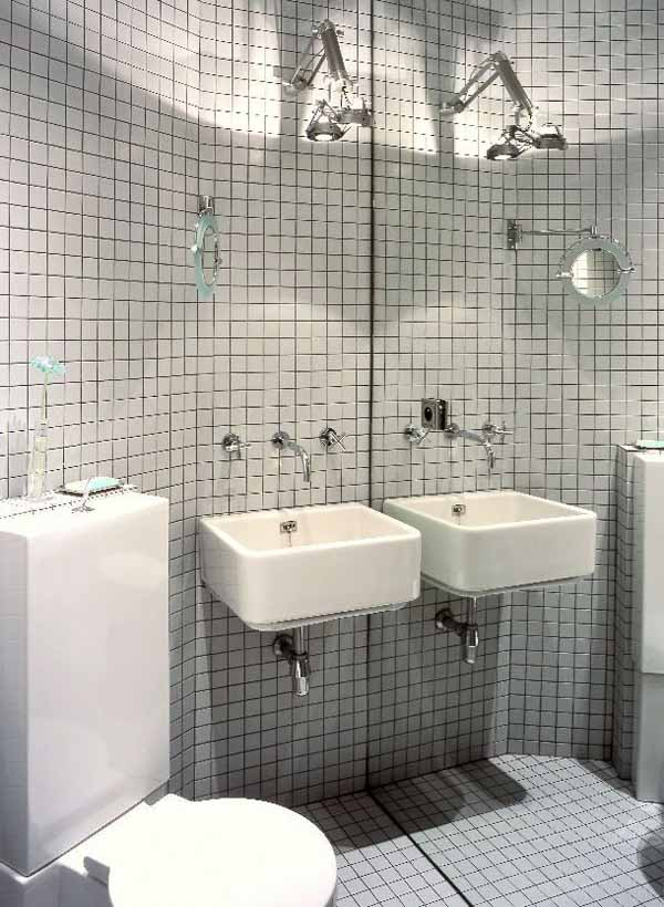 Small bathroom design ideas amazing amazing small for Amazing small bathrooms