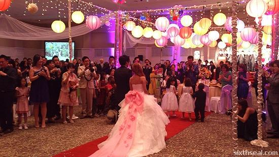 Japanese wedding reception gallery wedding decoration ideas japanese wedding traditions symbolize purity and obedience easyday traditional japanese wedding decorations junglespirit Gallery