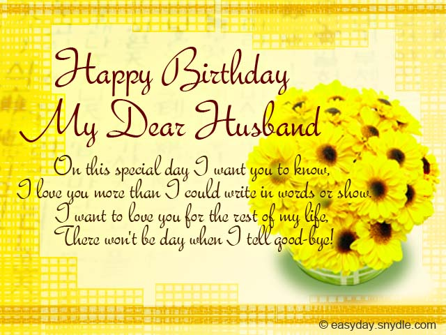 Birthday Messages For Your Husband Easyday Happy Birthday Wishes Images For Husband