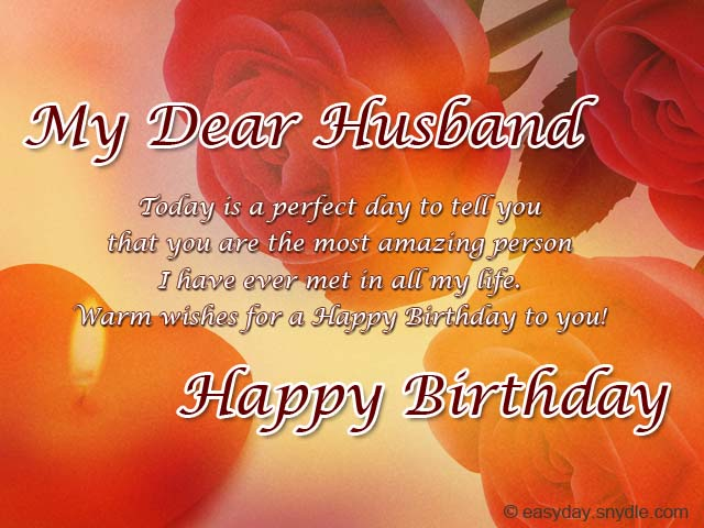 Birthday messages for your husband easyday husband birthday wishes m4hsunfo
