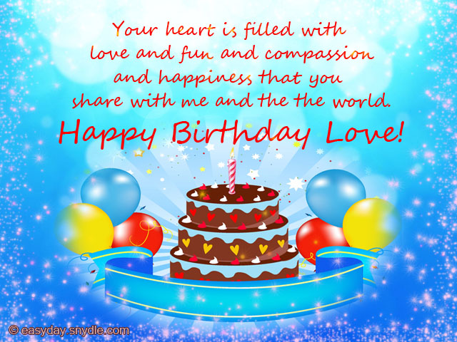 Birthday wishes messages and greetings easyday birthday wishes greetings for girlfriend girlfriend birthday messages m4hsunfo