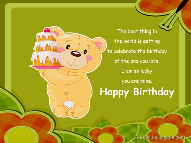 Birthday wishes messages and greetings easyday birthday greetings messages for boyfriend m4hsunfo