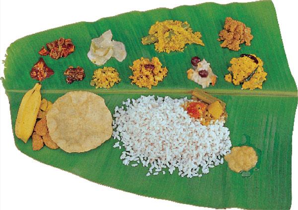 Vishu Sadya