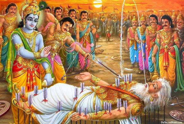 Bhishma 10 Lesser Known Facts About Bhishma Easyday