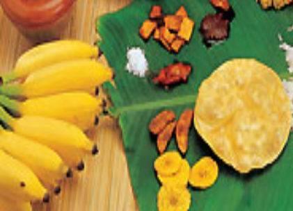 Banana-in-sadya